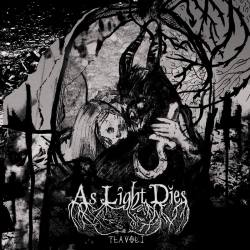 AS LIGHT DIES The Love Album - Volume I - black métal prog