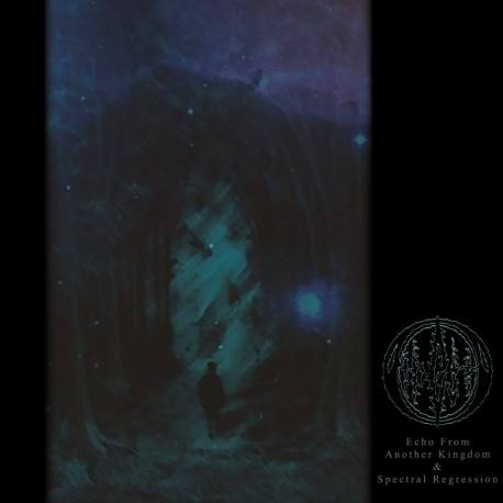 ATHERIA Echo From Another Kingdom & Spectral Regression CD - black metal ambient