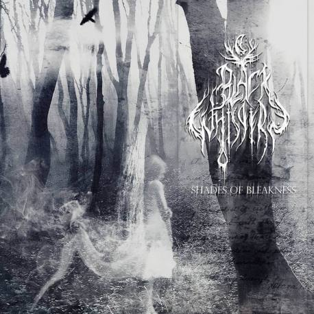 BLACK WHISPERS Shades Of Bleakness CD - black métalatmosphérique