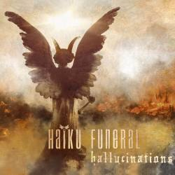 HAIKU FUNERAL Hallucinations - dark ambient black metal