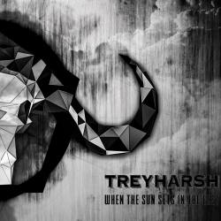 TREYHARSH When The Sun Sets In The East CD - sludge metal