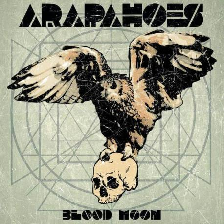 ARAPAHOES Blood Moon - Stoner Metal ala Red Fang, Clutch, Kyuss