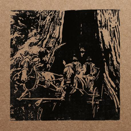NIČITEL' Matka CD - blacked doom sludge