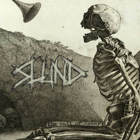 SLUND The Call Of Agony - Sludge Metal Grindcore