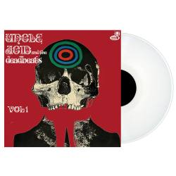 UNCLE ACID AND THE DEADBEATS Vol.1 LP white - doom métal, acid rock