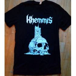 KHEMMIS Candle T-Shirt M - Doom Métal épique de Denver