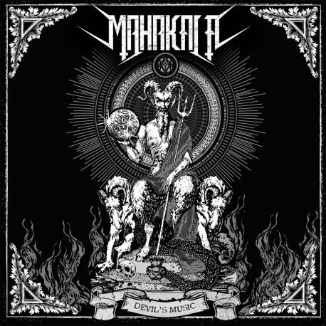 MAHAKALA Devil's Music - occult stoner heavy metal