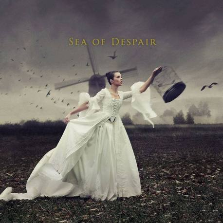 SEA OF DESPAIR Море Отчаяния CD - funeral doom metal