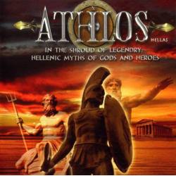 ATHLOS In The Shroud Of Legendary CD