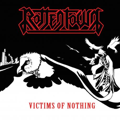 ROTTENTOWN Victim Of Nothing - traditional heavy metal