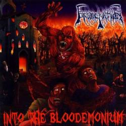 OBSECRATION Into The Bloodemonium CD