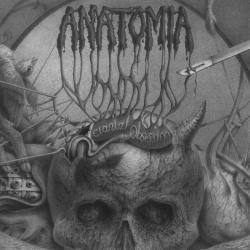 ANATOMIA Cranial Obsession - doom death metal