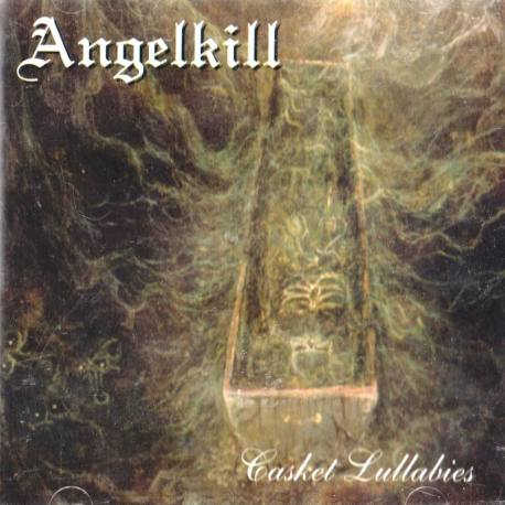 ANGELKILL Casket Lullabies CD - black death thrash métal