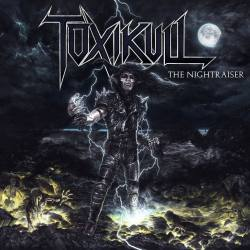 TOXIKULL The Nightraiser mCD - speed heavy metal