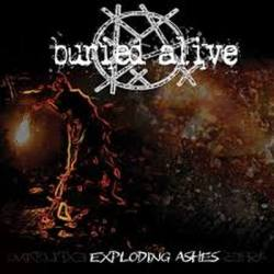 BURIED ALIVE Exploding Ashes CD