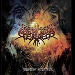 AGONIZING TERROR Disharmony In Existence - death metal