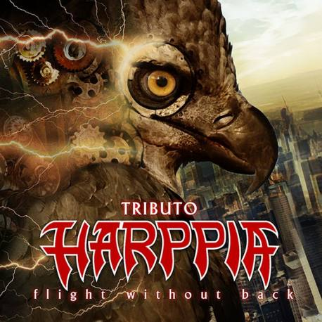 Flight Without Back - Tribute to Harppia - heavy metal