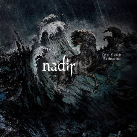 NADIR The Sixth Extinction - sludge death métal