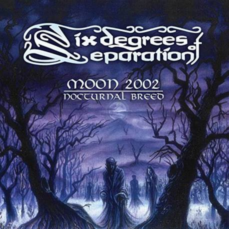 SIX DEGREES OF SEPARATION Moon 2002 vinyl - doom metal