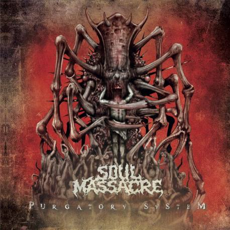 SOUL MASSACRE Purgatory System vinyl LP - death metal record