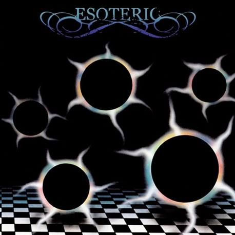 ESOTERIC The Pernicious Enigma digibook - funeral doom death metal