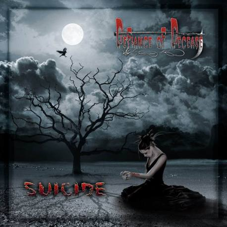 DEFIANCE OF DECEASE Suicide - gothic doom death metal