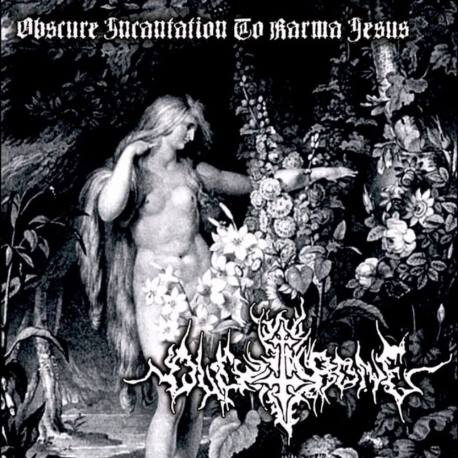 OLD THRONE Obscure Incantation To Karma Jesus - melodic black metal
