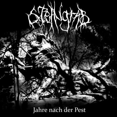 STEINGRAB Jahre nach der Pest CD -atmospheric black metal