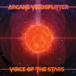 ARCANE VOIDSPLITTER Voice of the Stars Digipack CD
