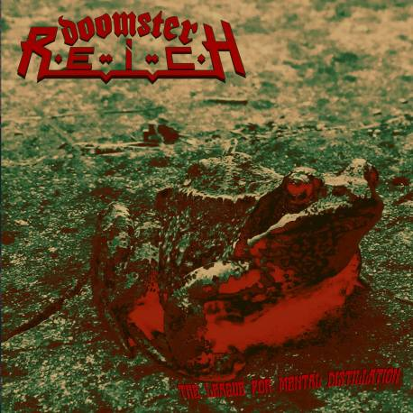 DOOMSTER REICH The League For Mental Distillation CD