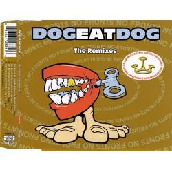 "DOG EAT DOG ""No fronts : The remixes"" 2nd Hand CD"