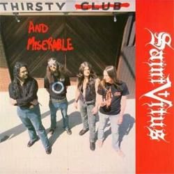 "SAINT VITUS ""Thirsty and Miserable"" 12"" EP"