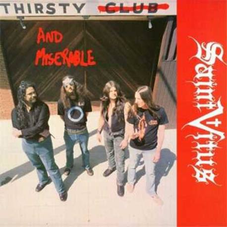 SAINT VITUS Thirsty and Miserable 12