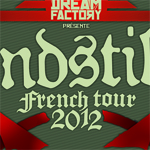 Endstille French Tour 2012