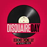 Record Store Day 2014 : vinyl records, CD and Record Stores celebration