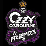 Ozzy & Friends Live video in Stockholm