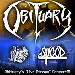 Druid Lord will open for Obituary